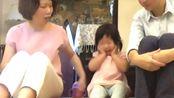 瑶瑶和公公婆婆玩排排坐吃果果(2017年10月3日星期二上午)(2分58秒)