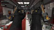 【杀戮空间2】Corridor/枪手/40同屏/0.1sp/basic_heavy/3-4波