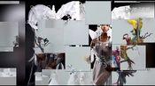俄罗斯女艺术家Asya用白纸做出精美婚纱