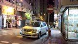 9月7日凌晨 香港九龙街道走走 看看当地人的夜生活