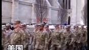 外国阅兵vs中国阅兵,第八秒全程高能