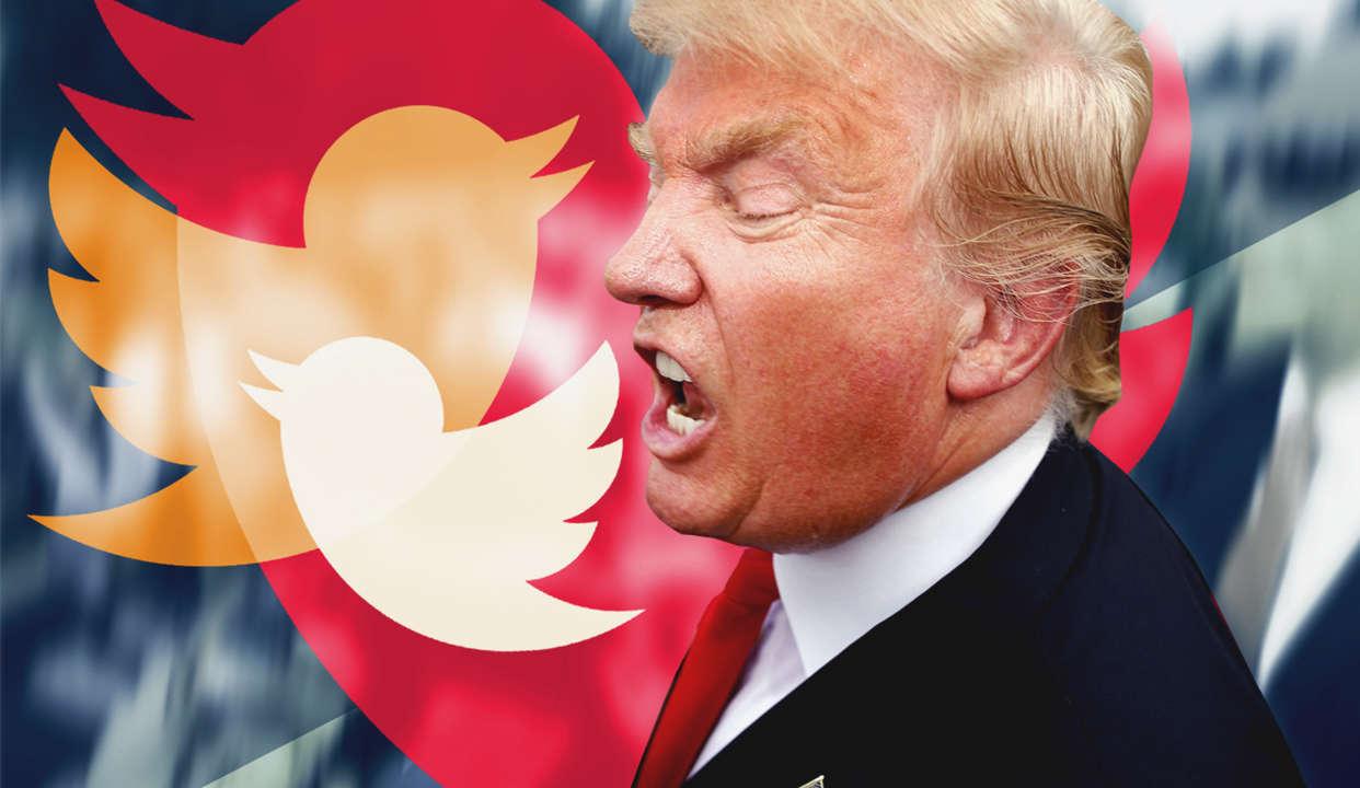 川普是如何用推特治国的