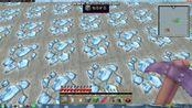 [小张】 我的世界钻石大陆ep2 【肯定有猫腻,造个田】