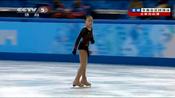 花滑女单自由滑 张可欣完美表现98.41分
