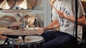 【鼓肆】Richard Spaven performing LAW - filmed at the Meinl Cymbals Factory