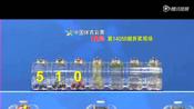 体彩玩法05月25日开奖 排列三奖号开558