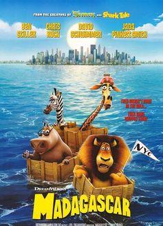 马达加斯加1(喜剧片)