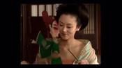 大明宫词:太平演皮影戏给薛绍看,演他们第一次相遇,薛绍笑了