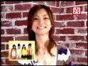 日本美女新垣里沙表情秀