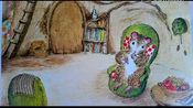海豚绘本花园系列:城市老鼠和乡下老鼠
