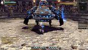 龙之谷剑皇赤月龙玉伤害实测