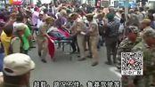 印控克什米尔客车坠谷16人死亡