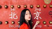 北京Vlog | 必打卡景点和网红餐厅 故宫+长城+南锣鼓巷+ 胡同民宿+烤鸭+涮肉+颐和园+后海一条街+红砖美术馆