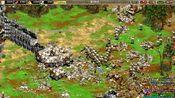 帝国时代黑森林8国混战,大不列巅损失真大