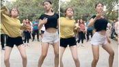 郑州人民公园尬舞团第148集-两个性感妹妹跳的多带劲 社会摇群魔乱舞街舞广场舞