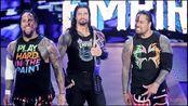 WWE台上我们是敌人,台下我们是兄弟,祝愿罗曼早日康复