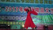 2017市民文化节天姿舞蹈培训中心张筠独舞