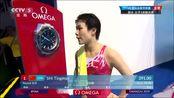 中国包揽跳水女子3米板冠亚军 中国跳水队夺11金创造历史