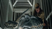 《侏罗纪世界2》这只改良的迅猛龙还真是聪明过分
