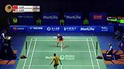 第35次 林李大战 2015中国公开赛半决赛 林丹VS李宗伟
