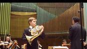 【Danila Galouza】J. Haydn - Horn Concerto No. 2 in D, 1st mvt.