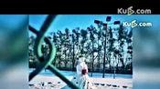 哈尔滨商业大学游泳馆大爷堆的雪人火了,太逗了!