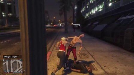 【少帅麦克斯】侠盗飞车5线上模式 13 这游戏真的是没完没了【GTA5OL PS4】全程娱乐实况解说