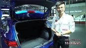 2017上海车展新车起亚K2 CROSS