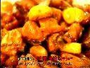 板栗烧鸡 美味佳肴