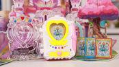 巴啦啦小魔仙飞越彩灵堡公主迷你魔法绘本玩具开箱
