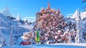 """《绿毛怪格林奇》""""圣诞预警""""正片片段"""
