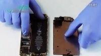 苹果iPhone5S更换电池 拆机