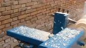 神奇的现代木工车床,以前都是手工,现在都是机器做