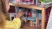 KidKraft65054切尔西玩偶小屋 1465099