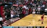 [NBA视频]NBA 快船89-81开拓者 小乔丹16 8压利拉德客场凯旋