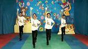 幼儿园舞蹈 中班舞蹈《加加油》幼儿舞蹈视频教学