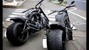 No limit Harley Davidson custom bikes .