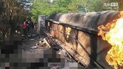一架俄罗斯运输机在南苏丹坠毁 逾41人遇难
