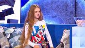 """莎莎 Alexandra Trusova in entertainment show """"FK"""""""