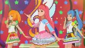 菲梦少女:可星的注意力没有集中在跳舞上,她一直都跳错了