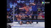 WWE美式摔跤娱乐 SD 8.5 RVD花式跳跃飞扑占据有利局面 却大意失荆州