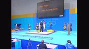 回顾2004奥运中国第7金 陈艳青 举重女子58公斤级