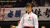 世界空手道形冠军中村绫乃的表演,这样的招式,真是让人开眼界了