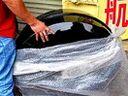 悍马H3备胎罩安装流程-悍马H3备胎罩改装-悍马H3改装备胎罩,广昌汽车改装020suv.com