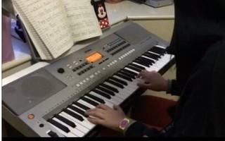 【电子琴】菊花台