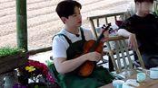 《向往的生活2》大华拉小提琴时 黄磊爆出一句话,厉害了!