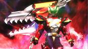 《骑士龙战队》怪兽干部实力太恐怖,最强龙装红的招式被其复制