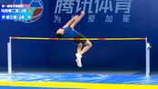 超新星全运会:刘俊孝三次跳高都过不了一米六一,可惜了