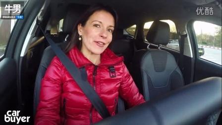 2015款福特福克斯两厢车试驾