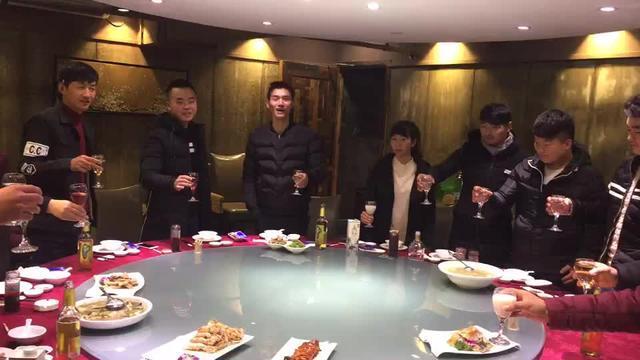 舟山段友聚会!